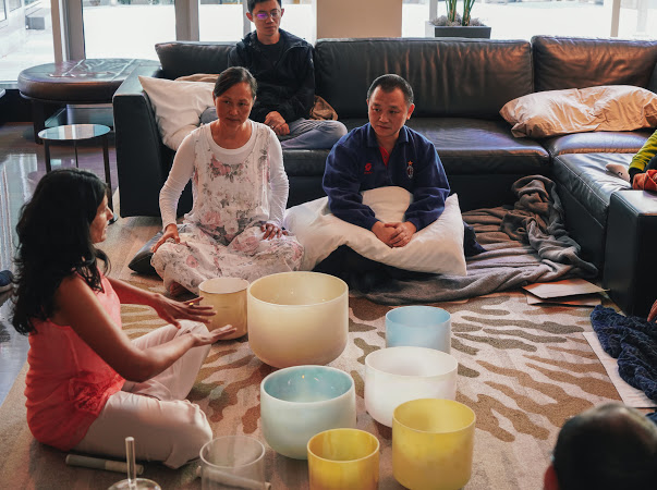 2020 Sound Healing offerings for Personal Health and Professional Development