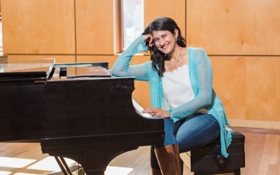 The Healing Hour with Piano and Crystal Singing Bowls (online)